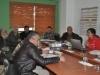 الهيئة الادارية لمجلس الخدمات تناقش تعديل النظام الداخلي وتداعيات أزمة النفايات في بلدية البيرة