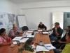 لقاء مجلس الخدمات المشترك مع المستشار التنفيذي لمشروع مكب النفايات